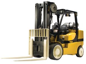 Cushion Tire Riding Forklifts