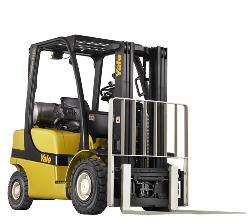 Pneumatic Tire Propane Forklifts